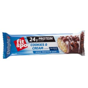 Fit Spo Cookies ANd Cream Healthy Option